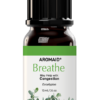 Breathe - Massage Ready - Essential Oil Bottle -